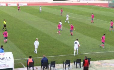 El Jumilla ACF aguanta el liderato tras vencer 0-2 a la UD La Albatalía