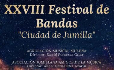 La Asociación Jumillana Amigos de la Música prepara su Festival de Bandas Ciudad de Jumilla