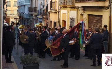 La Asociación Musical Julián Santos prepara su recogida de músicos y el Concierto Aniversario de la Bandera