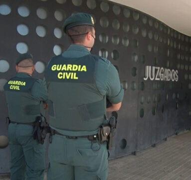 Los detenidos han sido puestos a disposición judicial