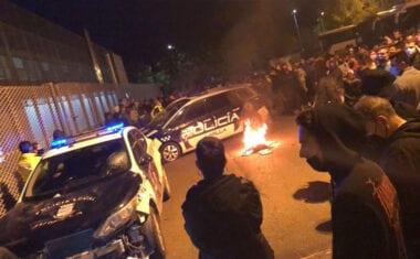Se suman siete detenidos más por los altercados de la semana pasada en Jumilla