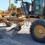 Se inician las obras de reparación de los caminos de Murcia y El Prado