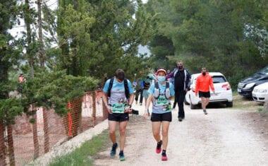 Regresaron las carreras por montaña a la Región de Murcia