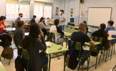 281 alumnos se examinan en Jumilla de la EBAU