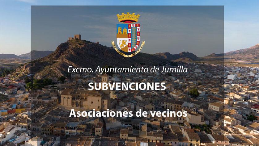 La Junta de Gobierno aprueba la convocatoria de subvenciones a asociaciones de vecinos