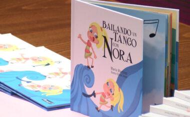 """Ya está a la venta el cuento infantil """"Bailando un tango con Nora"""""""