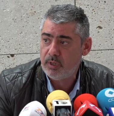 Marcos Alarcón, Secretario de Organización de UPA Murcia