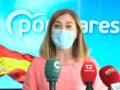 El PP pide al Gobierno que tenga en cuenta las necesidades de los distritos a la hora de optar a fondos europeos para la recuperación de Jumilla
