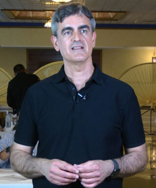 Silvano García, presidente del Consejo Regulador de la DOP Jumilla