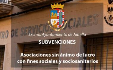Abierto el plazo para solicitar subvenciones para asociaciones con fines sociales