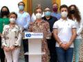 Atacan la oficina del Grupo Municipal del Partido Popular en el Ayuntamiento