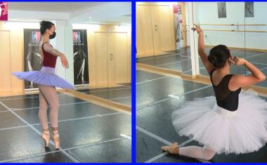 2 alumnas de Ochoa Escuela de Ballet estarán en la final del XII Premio Tiempo de Danza