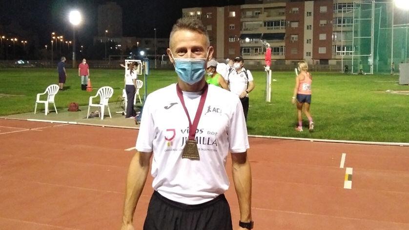 Dos medallas de oro para el Athletic Club Vinos DOP Jumilla en el Campeonato Regional Máster