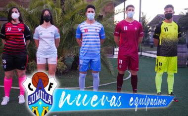 El Jumilla ACF presenta su proyecto deportivo para la temporada 2021/22