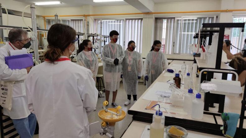 Han pasado además a la fase final del concurso internacional de Ciencia en Acción