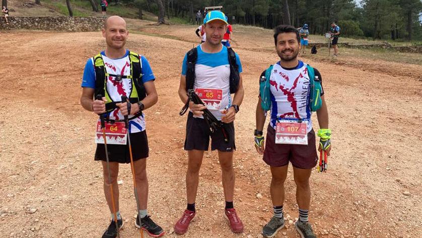Hinneni Trail Running logra un podio en el 'Desafío Calar del Río Mundo'