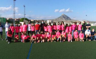 La Escuela Municipal de Fútbol tendrá equipo femenino la próxima temporada