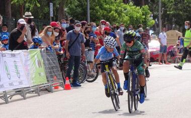 Mas de 200 ciclistas se dan cita en el IV Trofeo Escuelas de Ciclismo Barrio de San Juan / Copa Cadetes