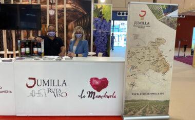 Ruta del Vino Jumilla participa en la Feria Internacional de Enoturismo