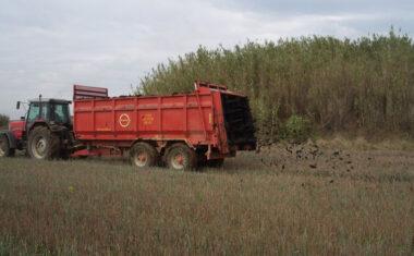Se prohíbe la utilización de lodos de depuradora para usos agrícolas durante junio, julio y agosto