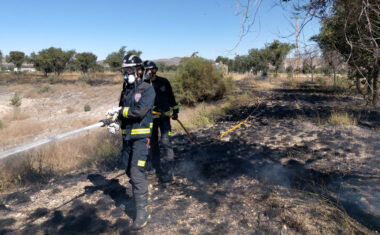Estamos en Nivel Naranja-Muy Alto de riesgo de incendio