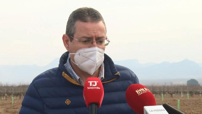 José Gómez ha sido cesado de su cargo de director general de Agricultura, Industria Alimentaria y Cooperativismo Agrario