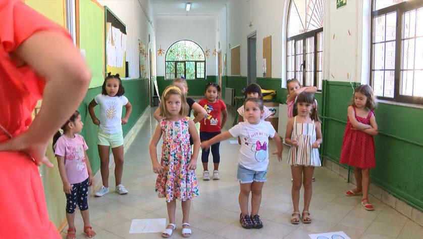 Las Ludotecas de Verano continúan sin incidencia y con su principal objetivo de que todos los niños participen en talleres, se diviertan y se relacionen entre ellos
