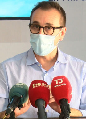 Ramón Poveda, concejal del Partido Popular