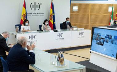 El consejero de Salud, Juan José Pedreño, asegura que nuestra Región se ha visto perjudicada en el reparto de vacunas por parte del Ministerio