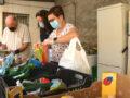 Cáritas no cierra ni por pandemia ni por vacaciones