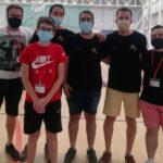 El Club de Ajedrez Coimbra estuvo en el III Open Los Molinos Ciudad del Vino Sub-2200