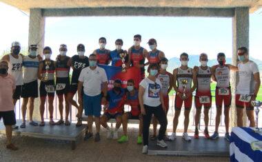 El Club Triatlón Murcia Unidata se lleva el XVIII Triatlón Ciudad de Jumilla