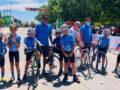 La Escuela de Ciclismo Jumilla estuvo en otra nueva jornada del calendario regional en carretera