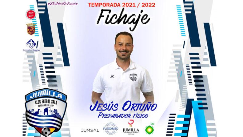 Jesús Ortuño será el preparador físico de ambas plantillas