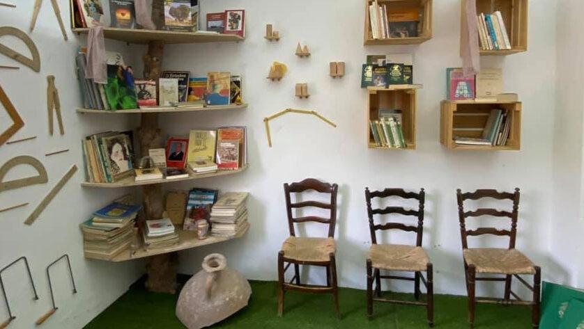 La pedanía jumillana de La Zarza cuenta ya con una biblioteca