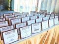 Los máximos goleadores y los deportistas más regulares fueron reconocidos en la Gala del Deporte de Siete Días Jumilla