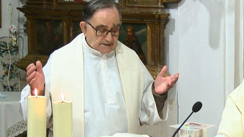 El padre Oliver evoluciona favorablemente tras sufrir un derrame cerebral el pasado jueves