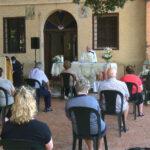 Santa Ana reunió a decenas de fieles en el día de su onomástica