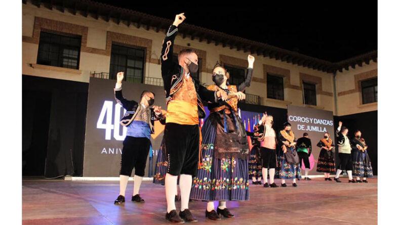 40 Festival Nacional de Folklore Ciudad de Jumilla