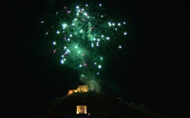 Con el Castillo de Fuegos Artificiales se pone punto y final a las Fiestas Patronales de Jumilla 2021