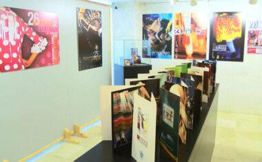 El Festival Nacional de Folklore inaugura una exposición con los carteles de todas sus ediciones
