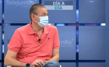"""José Gómez afirma que, """"solo tengo palabras de agradecimiento para los funcionarios que han estado trabajando junto a mi"""""""