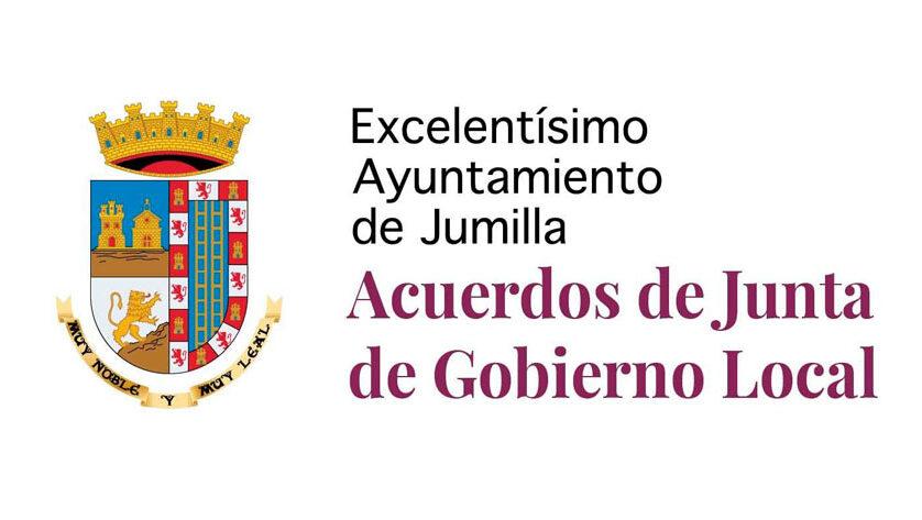 La Junta de Gobierno aprueba el plan de seguridad de las obras del nuevo edificio de vestuarios del Polideportivo La Hoya