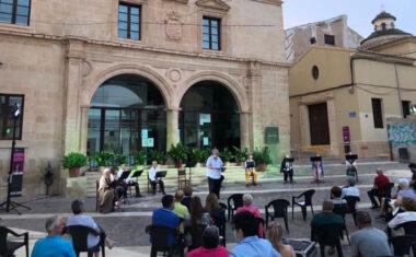 """""""La traición en la amistad"""" abrió el IX Festival de Teatro Clásico"""