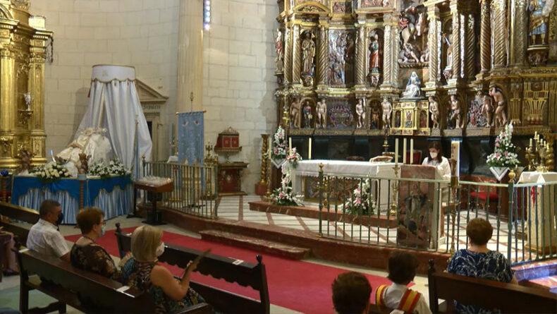 Misa y Pregón presidido por la Patrona de Jumilla