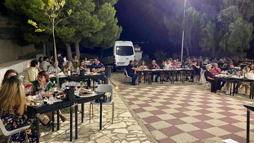 Ontur celebra con un maridaje de vinos y quesos su adhesión a la Ruta del Vino de Jumilla