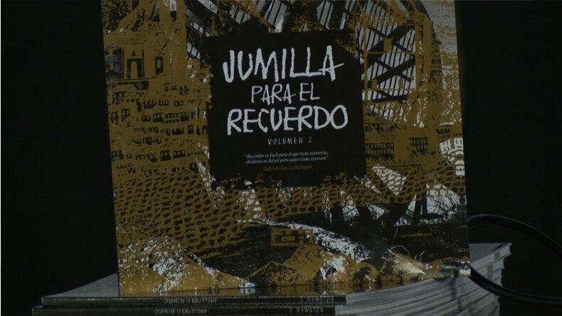 Segundo volumen del libro Jumilla para el Recuerdo