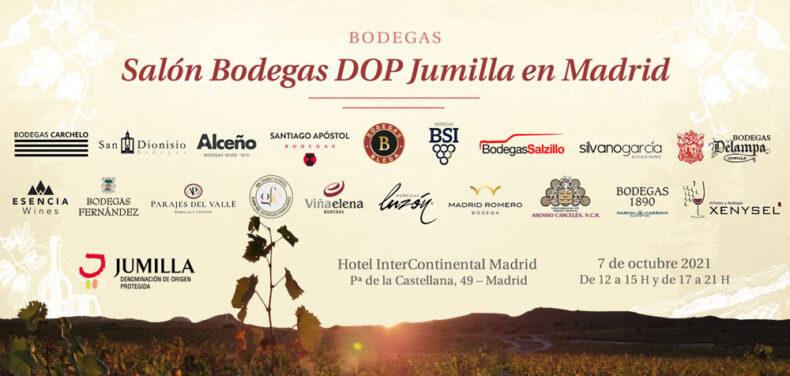 19 bodegas de la DOP Jumilla participarán en el salón