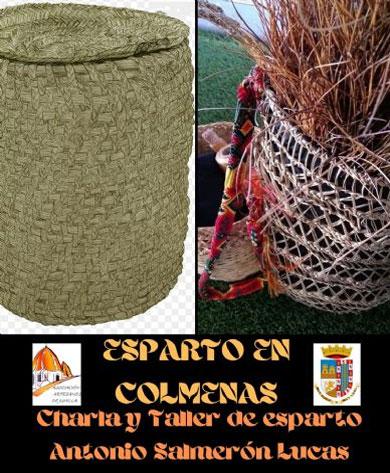 """Charla """"Esparto en colmenas"""""""