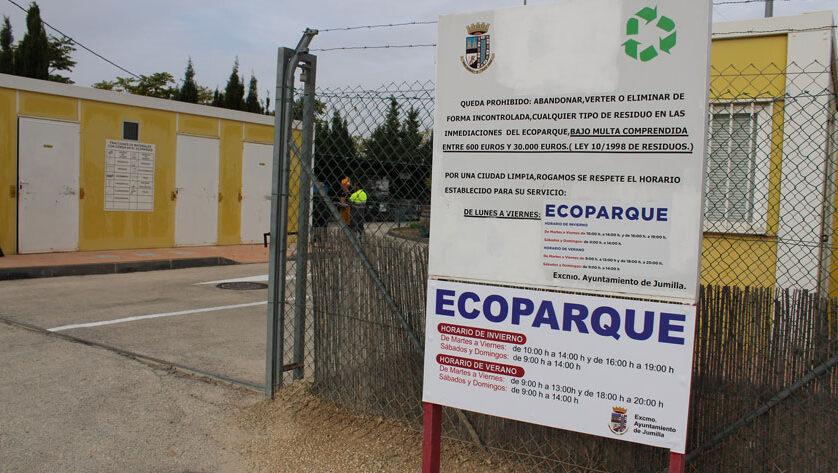 Se abre el proceso de adjudicación del contrato de recogida selectiva de residuos y gestión del Ecoparque
